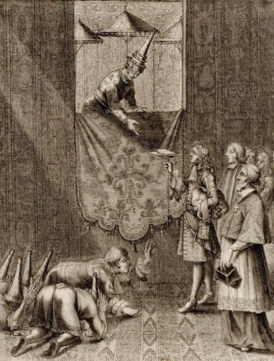 Louis XIV Letter 1685