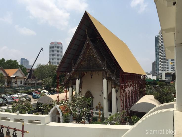 1245 Wat Yannawa Ubosot
