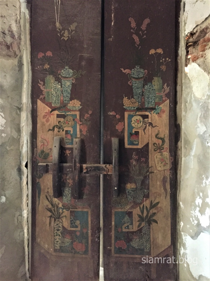 chinese style door decoration