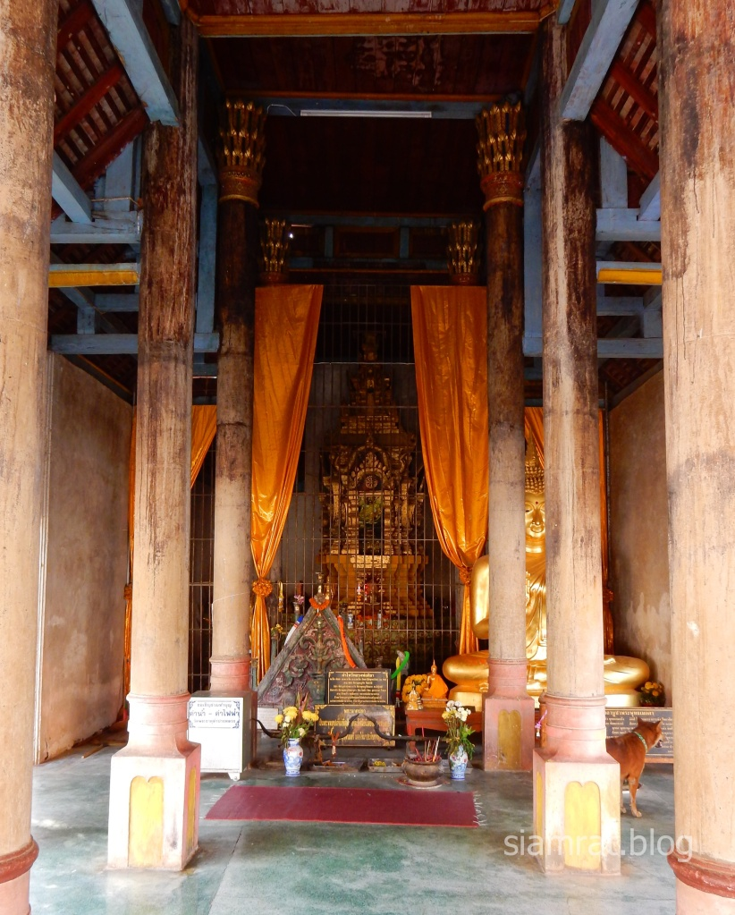 Naga Buddha image