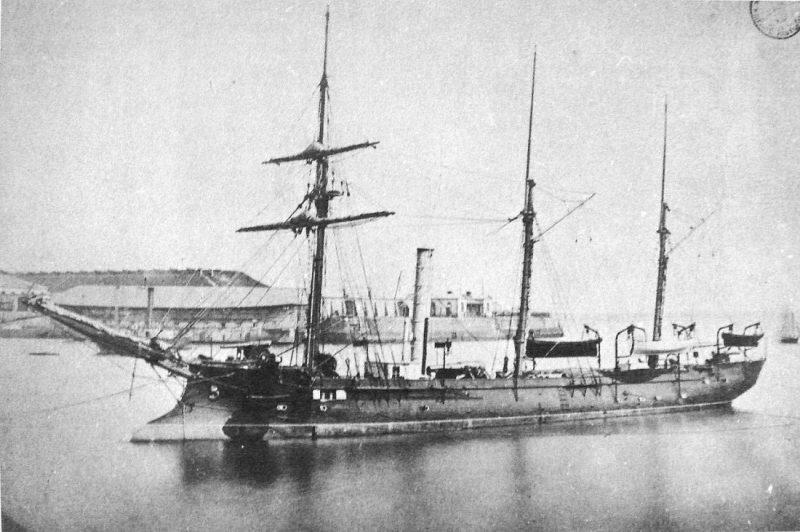 Le lutin gunboat