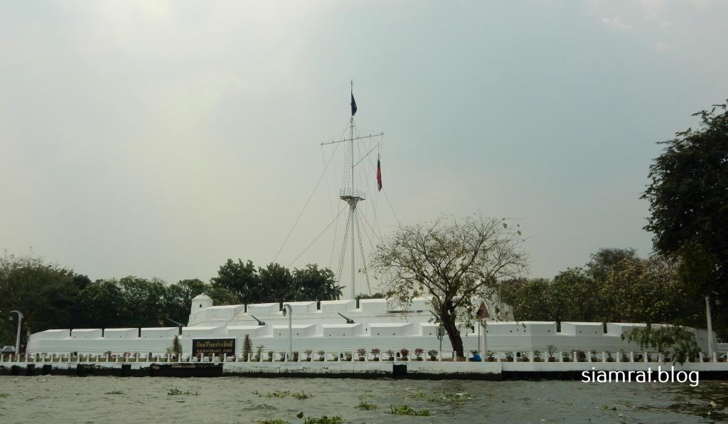 riverside fortress