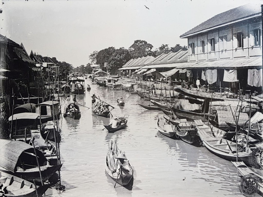 old canal photo
