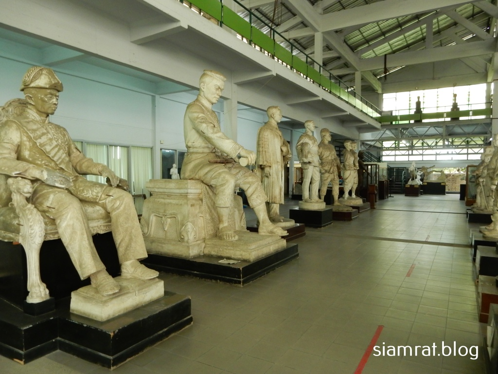 large statues