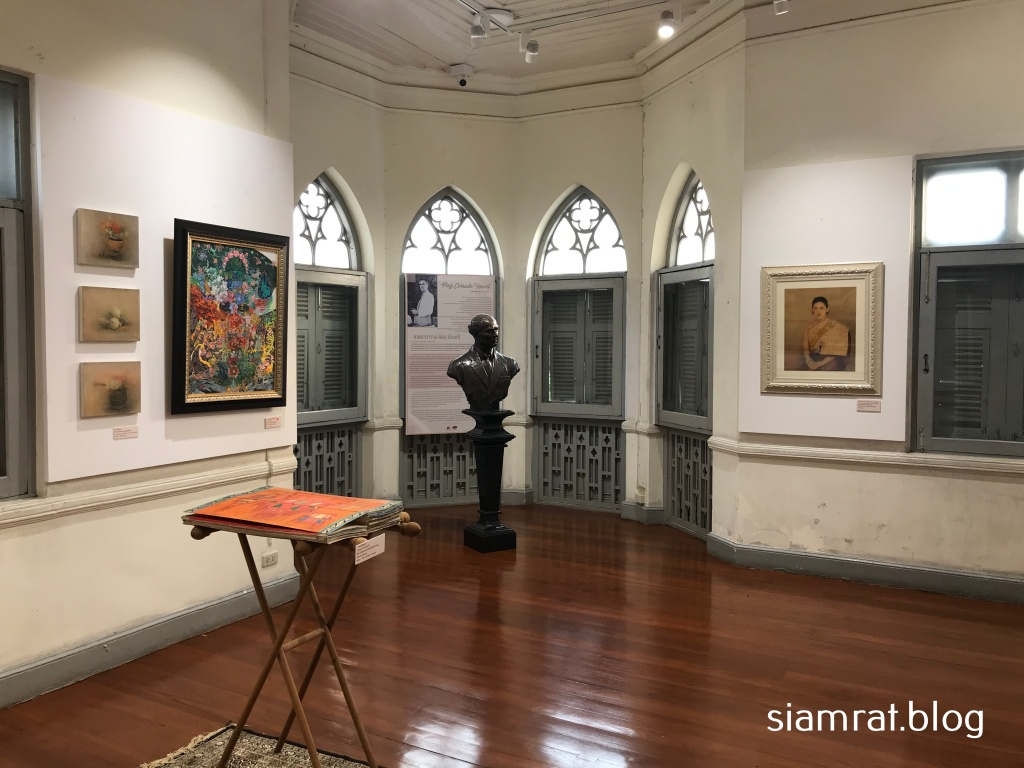 artworks inside room